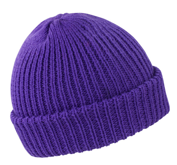 Bonnet tricot doux personnalisé (Result Winter Essentials)